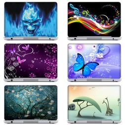 """10""""-17"""" Laptop Computer Skin Sticker Decal Cover For ASUS DE"""