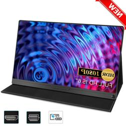 """UPERFECT 13.3"""" Super Thin Portable Gaming Monitor USB-C For"""