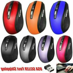 2 4ghz wireless optical mouse mice