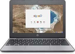 2017 HP 11.6 Inch high performance Chromebook Laptop Compute