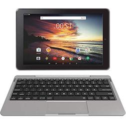 "RCA 2017 Viking Pro10 32G 10"" ANDROID 6.0 TABLET WITH DETACH"