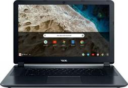 "2018 Acer 15.6"" HD WLED Chromebook with 3x Faster WiFi Lapto"