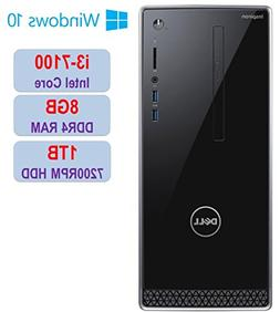 2018 Newest Premium Dell Inspiron i3668 Desktop PC, Intel Co