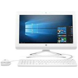 "2018 HP All-in-One 19.5"" HD+ Display High Performance Deskto"
