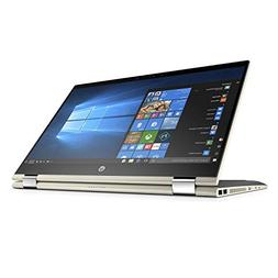 "2019 HP Pavilion X360 2 in 1 Touchscreen 15.6"" HD Notebook,"