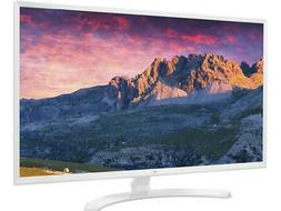 "LG 32MP58HQ-W White 31.5"" FHD IPS Widescrees LED Monitor 5ms"