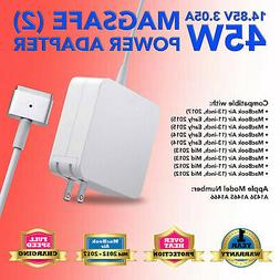 45W 14.85V Charger Adapter Power Cord for Apple Macbook Air