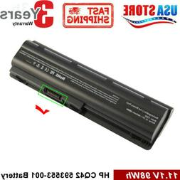 6/9/12 Cell Battery Charger for HP MU06 MU09 SPARE 593554-00