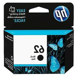 HP 62 Black Original Ink Cartridge  for HP ENVY 5540 5541 55