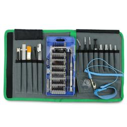80 Piece Precision Repair Tool Kit Electronics Screwdriver C
