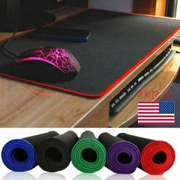 800x300mm Extended Gaming Mouse Mat/Pad XXL Large Black Mous
