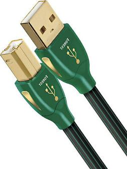AudioQuest - Forest digital audio interconnet, USB A to USB