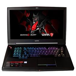CUK GT75 Titan Gaming Laptop  Coffee Lake 8th Gen Gamer Note