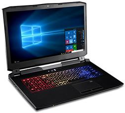 CUK P775VR Ultimate VR Ready Gamer Notebook  8th Gen Gaming