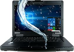 CUK Toughbook 54 Lite Rugged Notebook  Thin Heavy Duty Lapto
