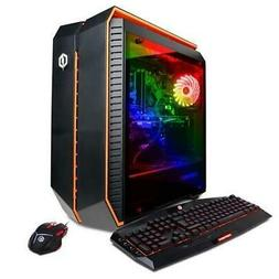 CYBERPOWERPC BattleBox Essential GMA3600A Desktop Gaming PC