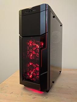 Centaurus Helios 3 Gaming Computer - Intel i5 8500 Six Core