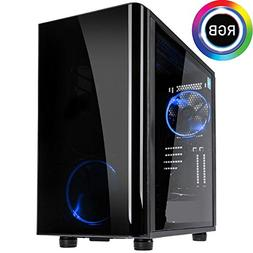 Centaurus Polaris 4T8 Gaming PC - Intel i7-8700K Quad 4.7GHz