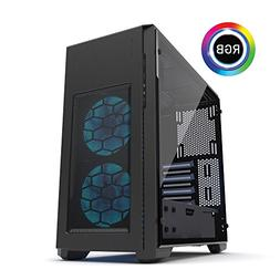 Centaurus Polaris 4T8S Gaming PC - Intel i7-8700K 4.6GHz 6-C