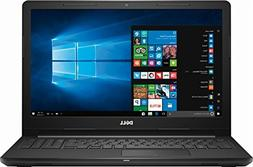 "DELL I3565-A453BLK-PUS Dell 15.6"" Laptop, 7th Gen AMD Dual-C"