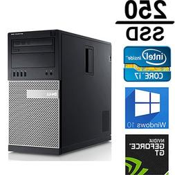 Dell Gaming 990 Desktop Computer Optiplex, Intel Core i7 3.4