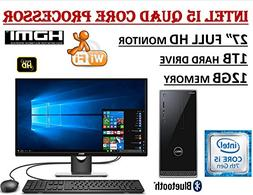 "Dell Inspiron 3668 27"" Full HD i3668 Desktop Bundle ~ 7th Ge"