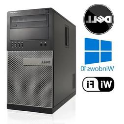 Dell Optiplex 990 Tower High Performance Business Desktop Co