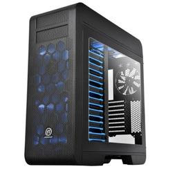 Full Tower Video Editing Media Workstation Gaming Computer I