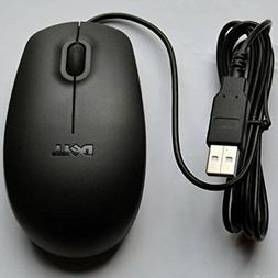 Genuine DELL MS111-P USB Optical Mouse 3 BUTTON WHEEL MICE 0