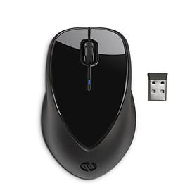 HP A0X35AA#ABA Wireless Mouse X4000 with Laser Sensor