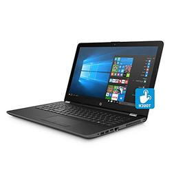 HP High Performance 15.6 inch HD Touchscreen Backlit Keyboar