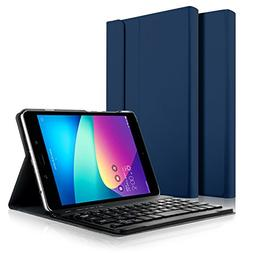 IVSO Asus Zenpad Z8s Case with Keyboard - Ultra-Thin Detacha