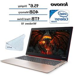 Lenovo Ideapad 320 Flagship 2018 Laptop PC, 15.6 inch HD LED