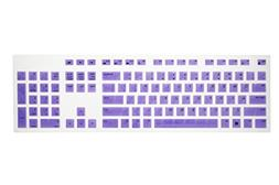 Leze - Ultra Thin Silicone Laptop Keyboard Cover Skin Protec