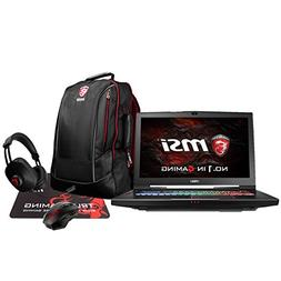 MSI GT73VR TITAN-427 Enthusiast  VR Ready Gaming Notebook