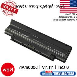 NEW For Dell Battery Type J1KND 11.1V 58Wh Laptop Computer B