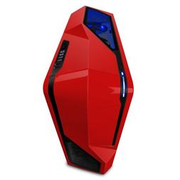 NZXT Phantom 410 Mid Tower Computer Case , Red