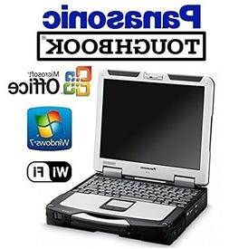 "Panasonic Laptop Rugged CF-31 Toughbook - 13.1"" TOUCHSCREEN"