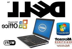 Sleek Latitude E6420 Notebook PC - FAST Intel Core i7 2.7GHz