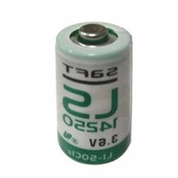 Tenergy Saft LS-14250 1/2 AA 3.6V Lithium Primary Battery fo