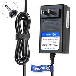 T-Power 12v 6.6ft AC Adapter Compatible with D-Link DIR-655