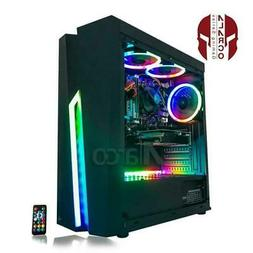 Alarco Gaming PC Desktop Computer Intel i5 ,8G,1TB,Win10,WIF