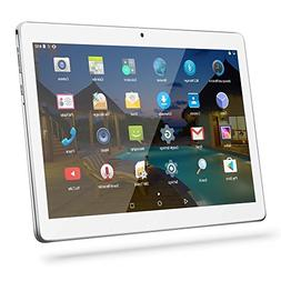 """Android Tablet 10 Inch with Sim Card Slots - YELLYOUTH 10.1"""""""