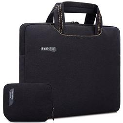 Brinch Unisex 15-15.6 Inch Laptop Messenger Bag with Accesso