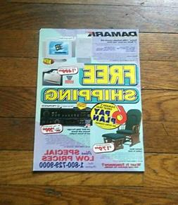 Damark Catalog - 1990's  - Electronics, Computers, Appliance