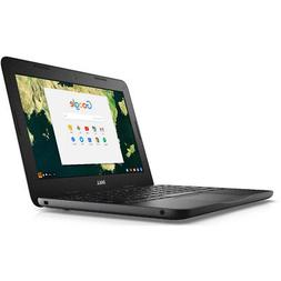 Dell Chromebook 11.6 Inches Traditional Laptop in Black - RH