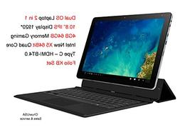 "ChuwiUSA New Hi10 PLUS 10.8"" FHD IPS Windows 10 Android 5.1"