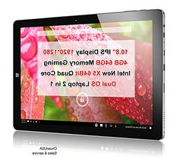 ChuwiUSA Windows Tablet, CHUWI Hi10 Plus Windows 10/Android
