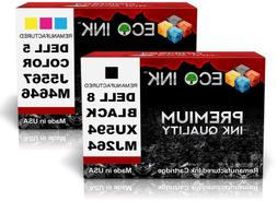 ECO INK © Compatible / Remanufactured for Dell Series 8  XU