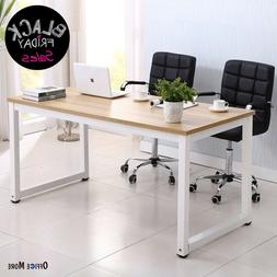 Computer Desk PC Laptop Wood Table Workstation Study Home Of